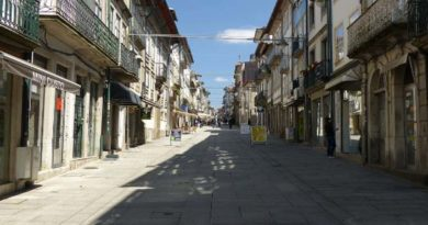 Associação Comercial lança 'Comprar em Braga' para impulsionar o comércio local