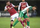 Rio Ave vence SC Braga com golo nos descontos e sobe ao quinto lugar