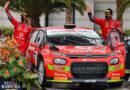 Citroën Vodafone Team assegura pódio e relança luta pelo Campeonato de Portugal de Ralis