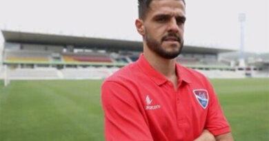 Defesa Talocha regressa ao futebol português através do Gil Vicente