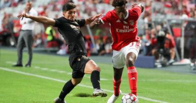 Vitória SC punido com um jogo à porta fechada