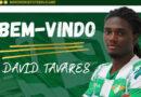 Médio David Tavares ruma ao Moreirense por empréstimo do Benfica