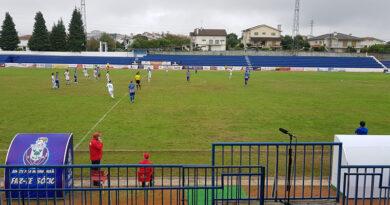 FC Amares perde para a Taça de Portugal mas faz um bom jogo