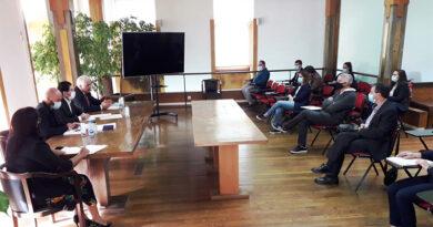 IPSS de Terras de Bouro realizam reunião de trabalho com o Diretor Distrital de Braga da Segurança Social
