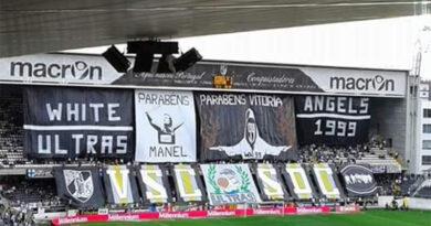 Vitória SC vai ter três jogos à porta fechada por insultos racistas