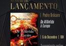 Terrabourense Pedro Filipe apresenta novo livro no próximo dia 05 de dezembro