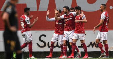SC Braga procura isolar-se no segundo lugar da I Liga