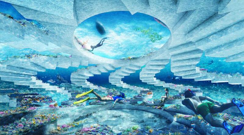 Parque de esculturas subaquático vai ser inaugurado em Miami