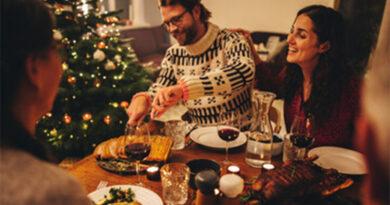 Não há limite de pessoas no Natal