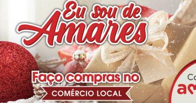 """Câmara de Amares atribuiu voto de louvor ao movimento """"Eu sou de Amares – Faço compras no comércio local"""""""