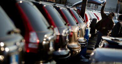Já só 43% dos portugueses dizem gostar de automóveis