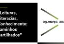 """""""Conversas na Casa"""" a nova iniciativa da Rede Casas do Conhecimento inicia em Vila Verde a 09 de março"""