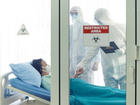 Hospital de Braga tratou 1737 infetados desde o início da pandemia
