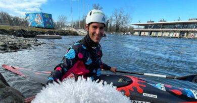 Antoine Launay (DKC Viana) prepara Jogos Olímpicos em Ivrea, Itália