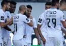 Vitória SC volta aos triunfos cinco jogos depois