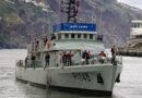 'Zaire' presta auxílio a embarcação de pesca em São Tomé e Príncipe