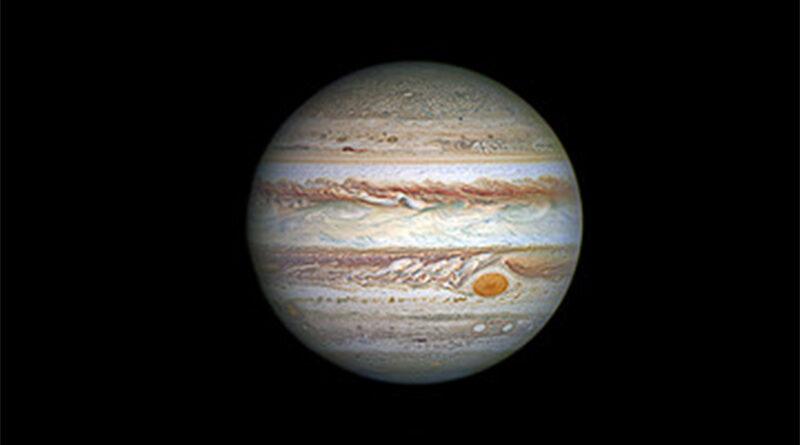 Astrónomo amador descobre mais uma lua de Júpiter