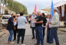 CDU de Amares em campanha na feira semanal