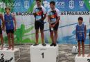 Miguel Costa e Tomás Marques do DKC campeões no Nacional de pagaiadas de fundo