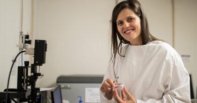 Ex-aluna da UMinho cria tecnologia que reduz efeitos da menopausa