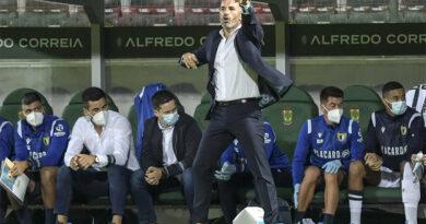 Ivo Vieira diz que Famalicão está motivado, mas alerta para dificuldades
