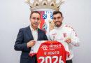 Ricardo Horta renova contrato com o SC Braga