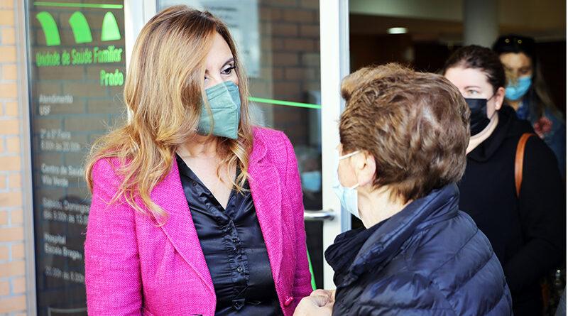 Vila Verde assume apoio na vacinação contra a gripe e Covid-19